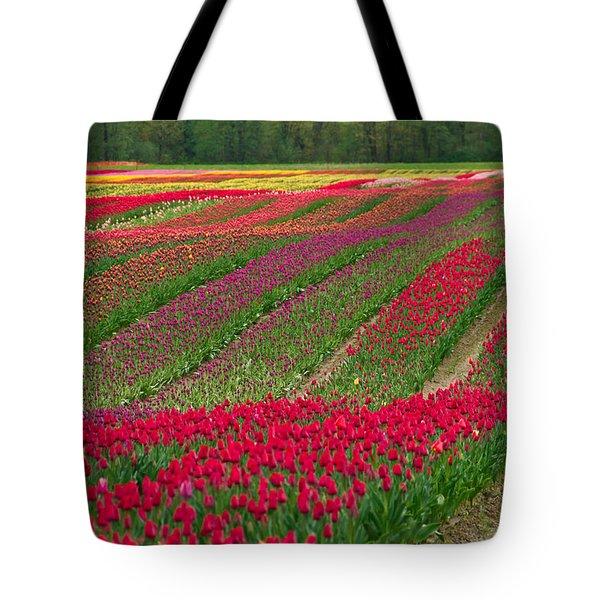 Monet Alive Tote Bag by Eti Reid