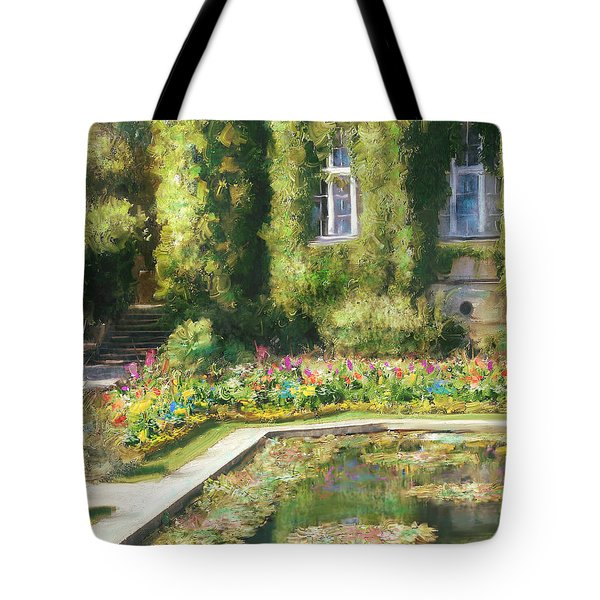 Monet Hommage 1 Tote Bag