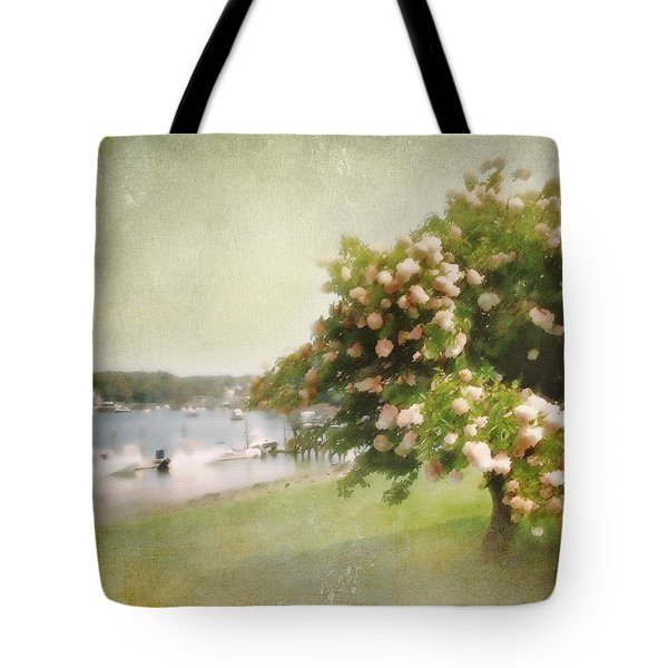 Monet's Tree Tote Bag