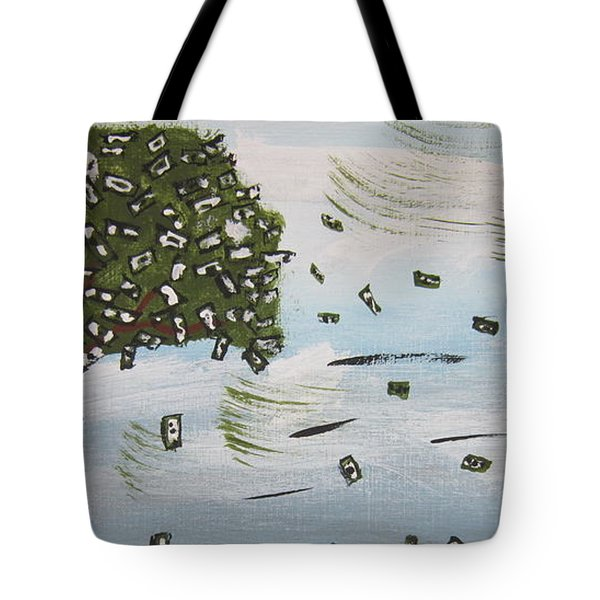 The Money Tree Tote Bag