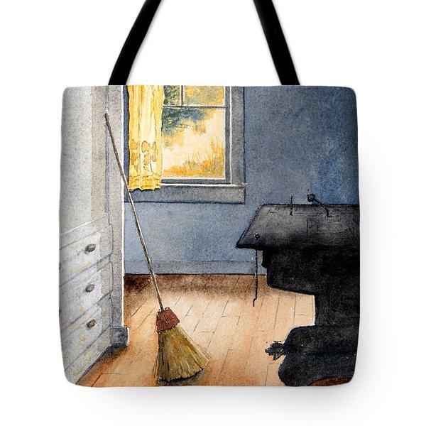 Monhegan Kitchen Tote Bag