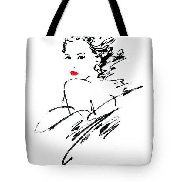 Monique Variant 1 Tote Bag by Giannelli