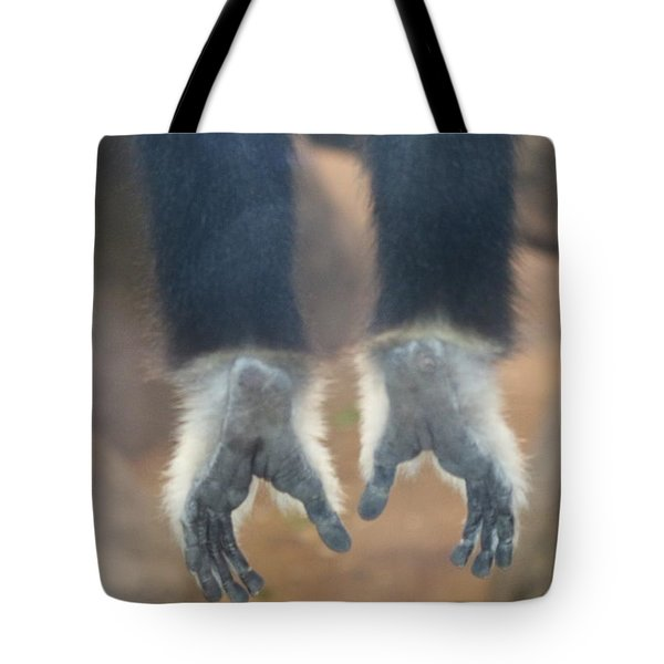Monkeying Around  Tote Bag