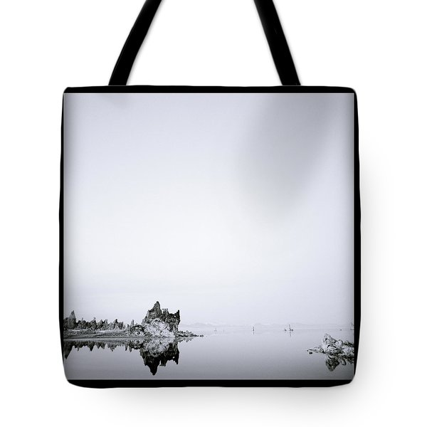 Still Waters Run Deep Tote Bag by Shaun Higson