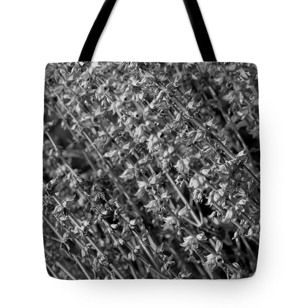 Silver Seed Tote Bag