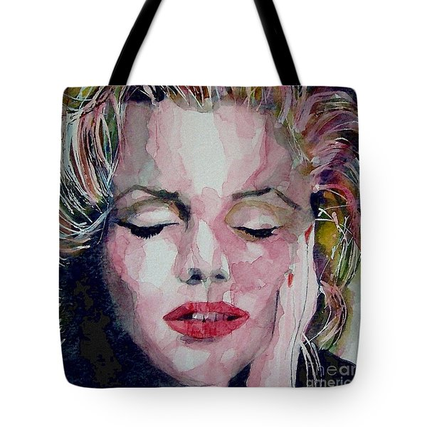 Monroe No 6 Tote Bag