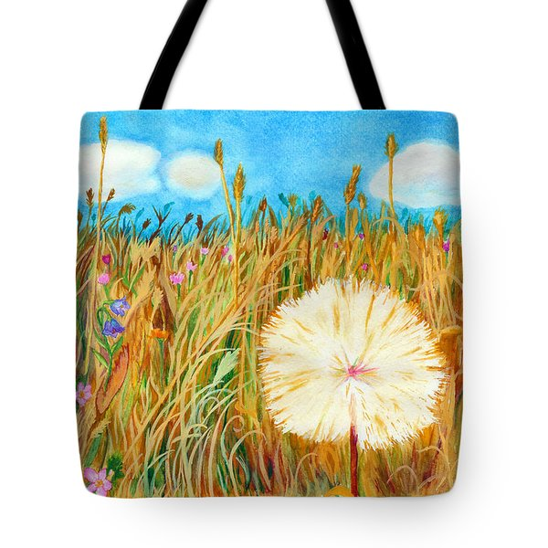 Montana Hike Tote Bag by C Sitton