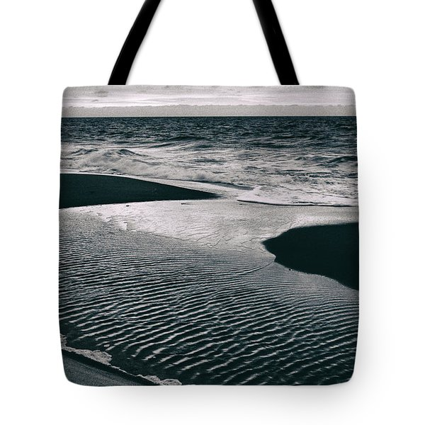 Montauk Patterns Tote Bag