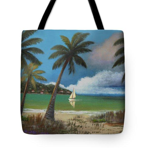 Montego Bay Tote Bag
