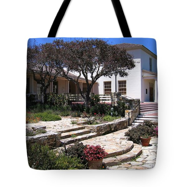 Monterey City Hall Tote Bag