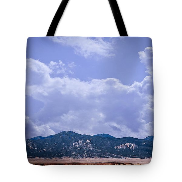 Montezuma County Landmark Tote Bag