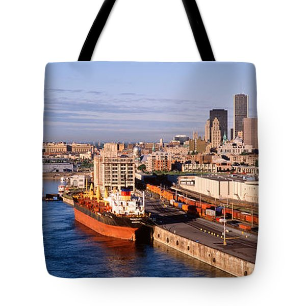 Montreal, Quebec, Canada Tote Bag