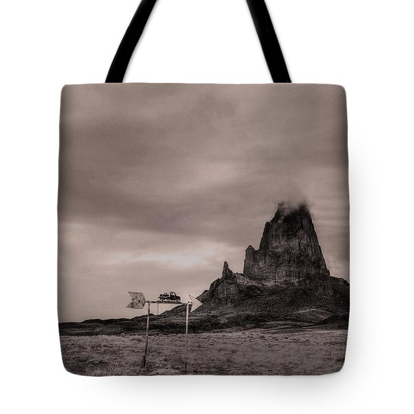 Monumental Towing Tote Bag by William Fields