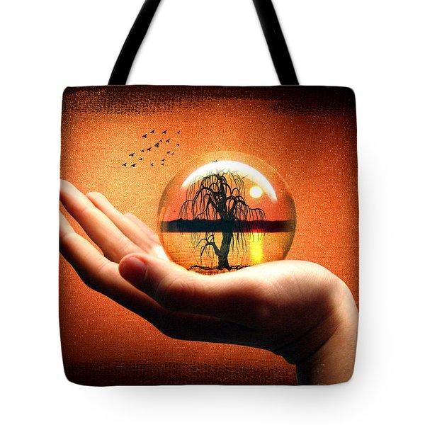 Mood Pic Tote Bag by Mark Ashkenazi