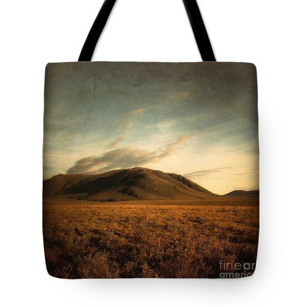 Moody Hills Tote Bag