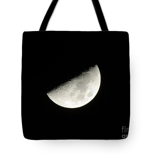 Moon 2 Tote Bag