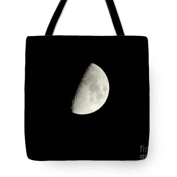Moon 3 Tote Bag