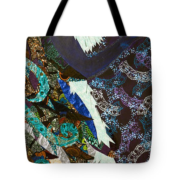 Moon Guardian - The Keeper Of The Universe Tote Bag