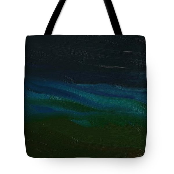 Moon Tote Bag by Lenore Senior