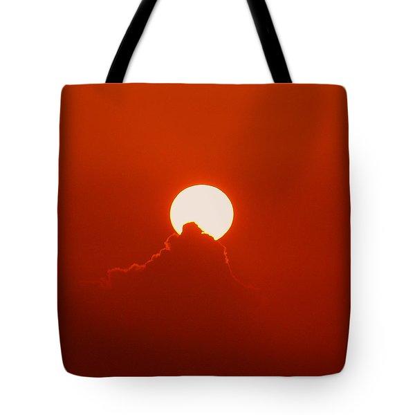 Moon Light Tote Bag by Athala Carole Bruckner