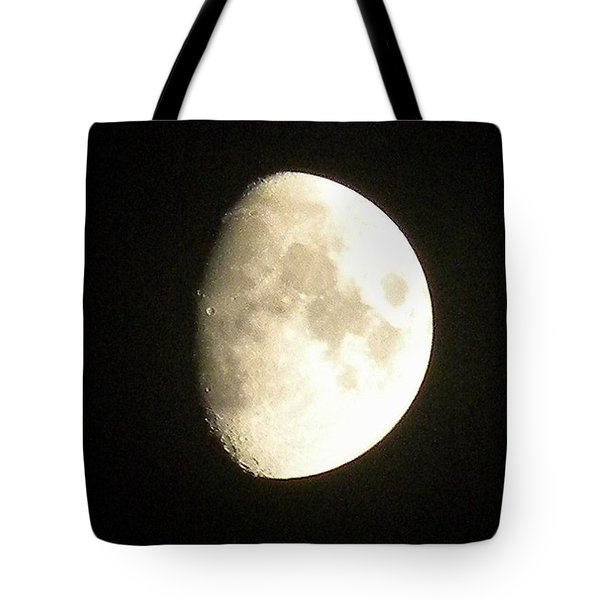 Moon Lit Night Tote Bag