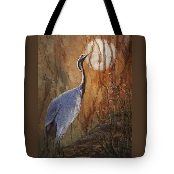 Moon Watch Tote Bag