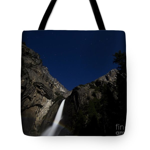 Moonbow And The Big Dipper Tote Bag