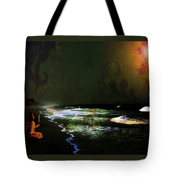 Hope In The Darkness Tote Bag
