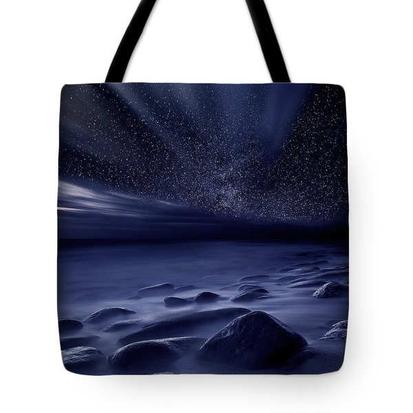 Moonlight Tote Bag by Jorge Maia