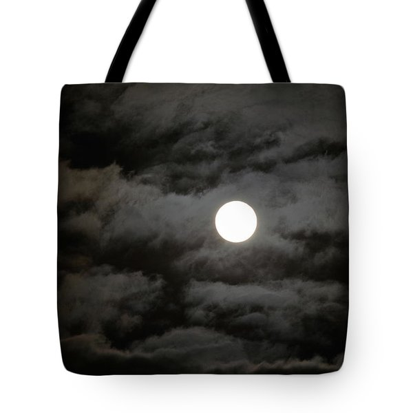 Moonlight Magic Tote Bag by Cathy Shiflett