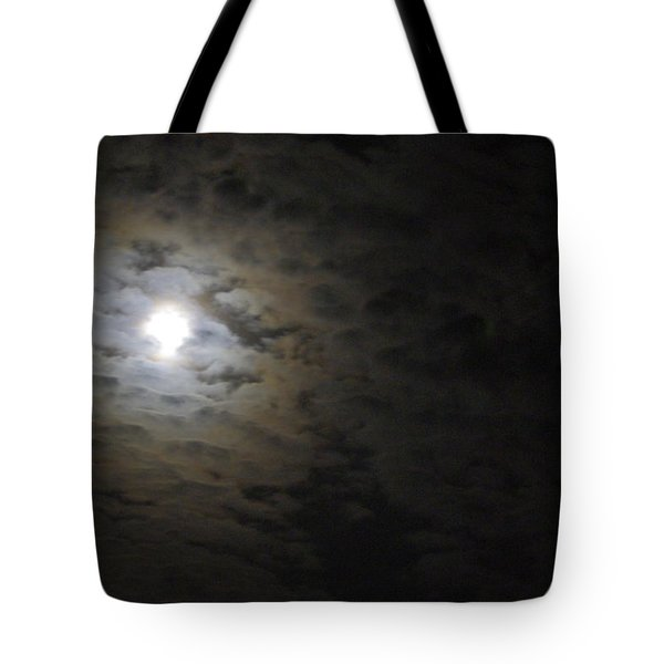Tote Bag featuring the photograph Moonlight by Marilyn Wilson
