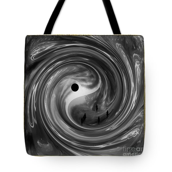 Moonlight Walkers Tote Bag