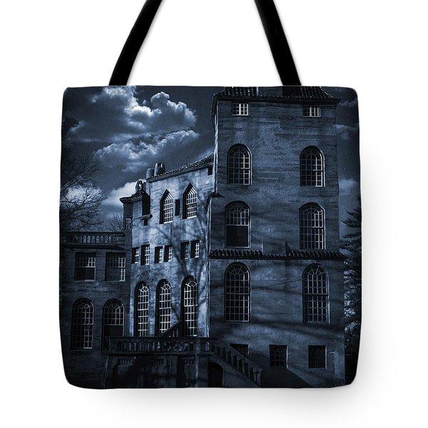 Moonlit Fonthill Tote Bag