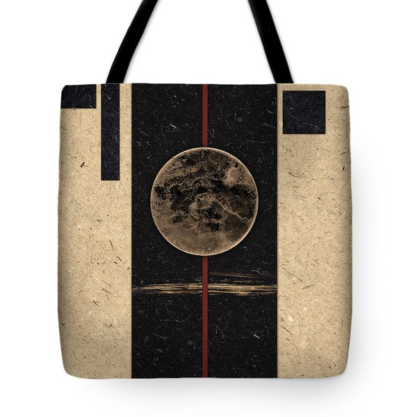 Moonset Tote Bag by Carol Leigh