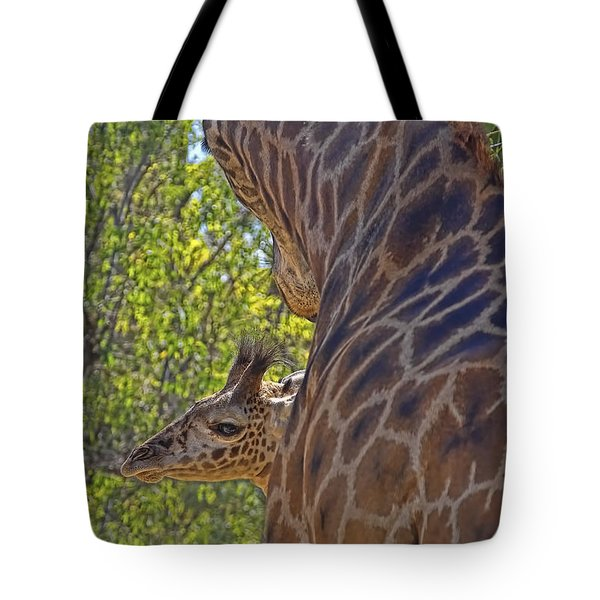 Tote Bag featuring the photograph Mooom Im Bored by Gary Holmes