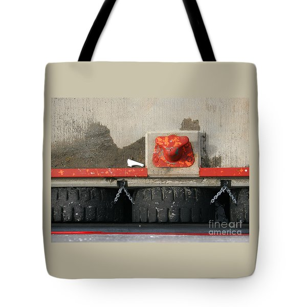 Moored Tote Bag