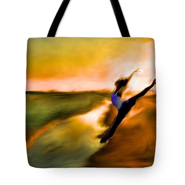 Moose In Law Tote Bag by Terence Morrissey