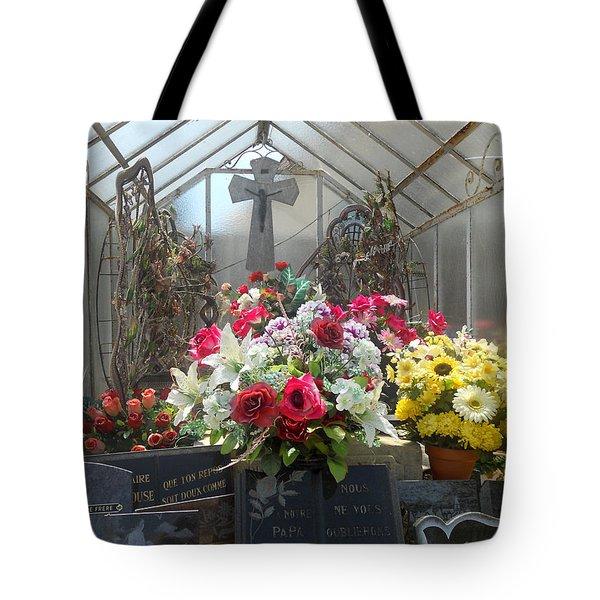 Moratorium Tote Bag by Lauren Leigh Hunter Fine Art Photography