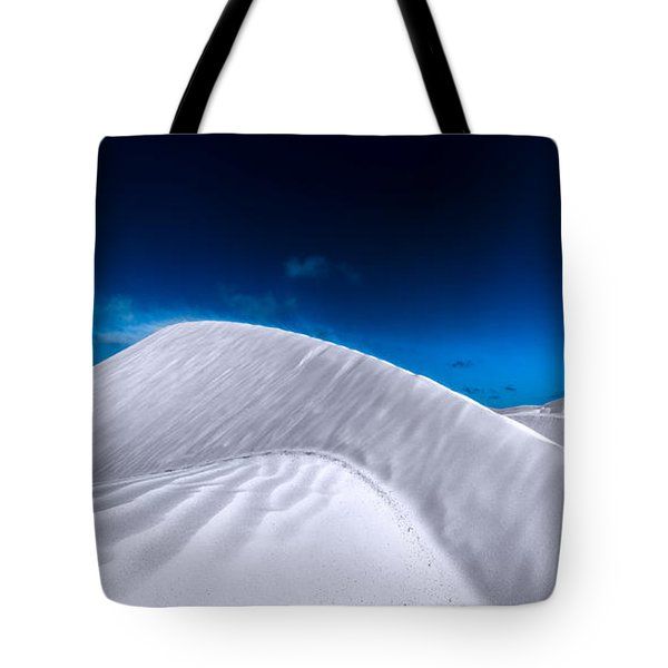 More Desert On The Horizon Tote Bag