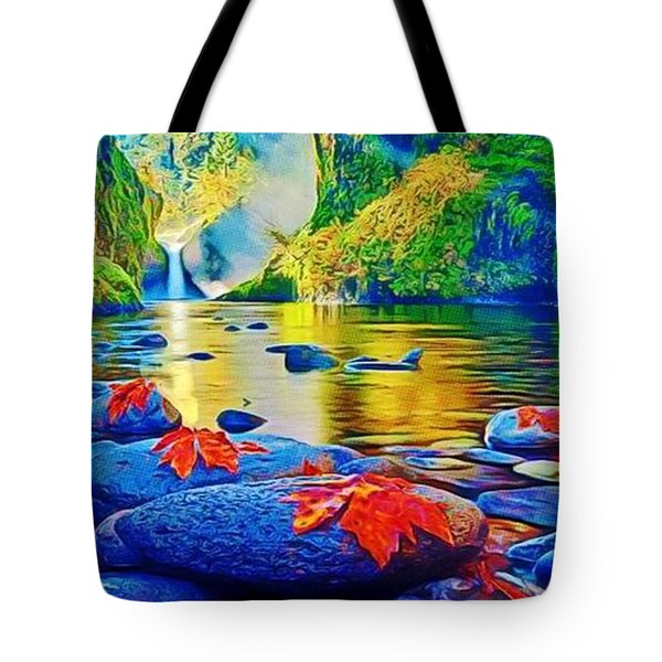 More Realistic Version Tote Bag