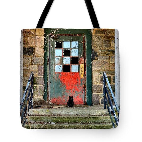 More Than Spirits Tote Bag by Art Dingo