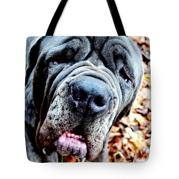 More Walking? Tote Bag by Carlee Ojeda