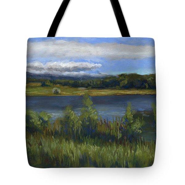 Morey Wildlife Park Tote Bag