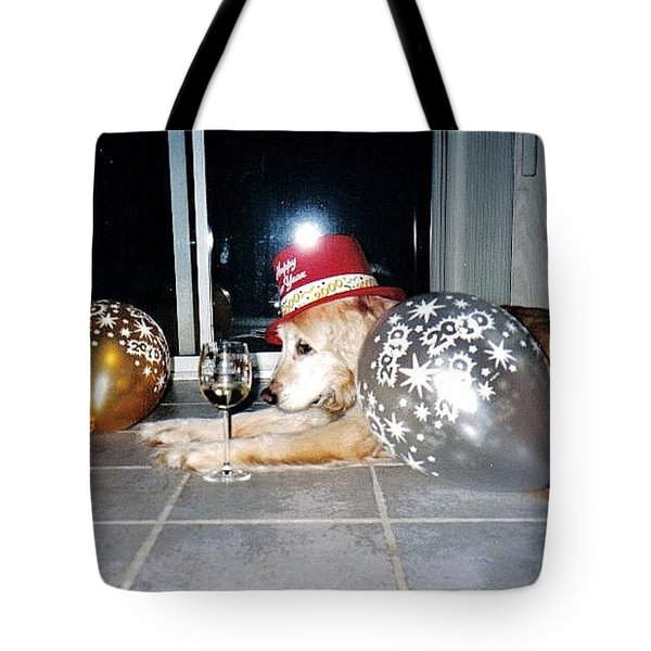 Morning After Tote Bag
