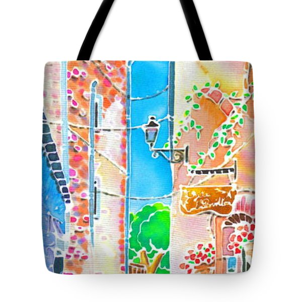 Morning Air  Tote Bag