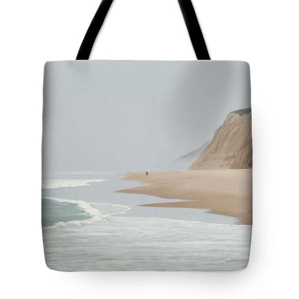 Morning At Pomponio 2 Tote Bag
