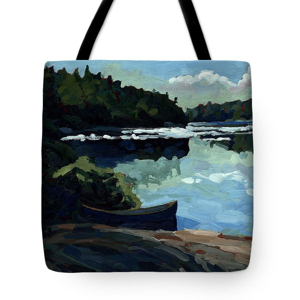 Morning Beach Tote Bag by Phil Chadwick