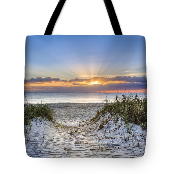 Morning Blessing Tote Bag