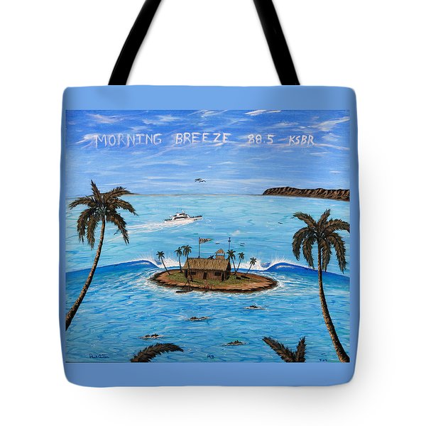 Morning Breeze Cruise Tote Bag