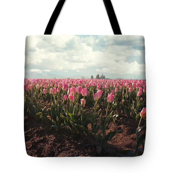 Tote Bag featuring the photograph Morning Brillance by Sylvia Cook